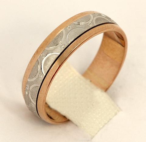 Обручальное кольцо код- 1000050493646 2