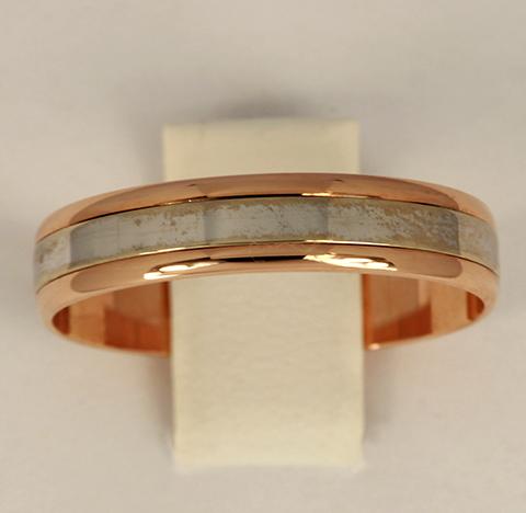 Обручальное кольцо код- 1000103764303 1