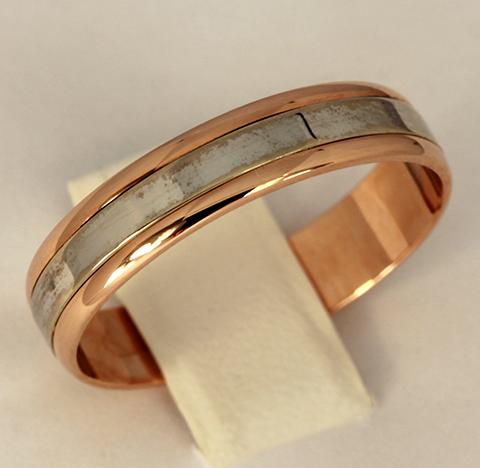 Обручальное кольцо код- 1000103764303 2