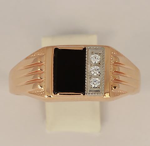 Перстень мужской код- 1000103832835 1