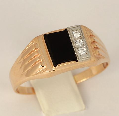 Перстень мужской код- 1000103832835 2