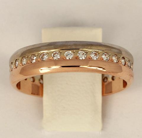 Обручальное кольцо код- 1000103833283 1